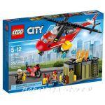 LEGO City Противопожарен отряд Fire Response Unit - 60108