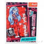 TREFL Puzzle mini Ghoulia Yelps Monster High (54 pcs) - 19331