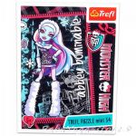 TREFL ПЪЗЕЛ за деца Монстър Хай (мини), Abbye Bominable Monster High (54 части) - 19334