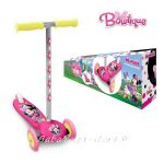 Детска Тротинетка - Скутер с 3 гуми Мини Маус, Minnie Mouse Scooter - C893045