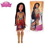 КУКЛА Покахонтас от серията Дисни Принцеси, Disney Princess Pocahontas - B5828