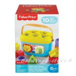Fisher Price Играчка Формички за сортиране, Baby's First Blocks, FFC84