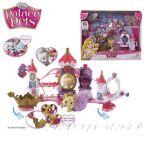 Disney Princess СПА салон за красота с коте Summer, Palace Pets Toy, 76087