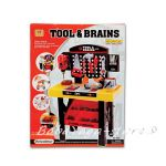 Workbench Table Tool Set Bricolage & Tool Toy, 57008