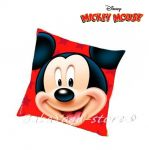 Kids pillow Disney Mickie Mouse 40x40cm, 92082