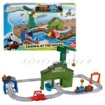 Fisher Price Cranky at the Docks, Thomas & Friends Adventures, DVT13