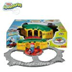 Fisher Price Deluxe Tidmouth Sheds Playset, Thomas & Friends Adventures, FBC74
