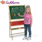 Eichhorn Magnetic Standing Board (59-Piece, Multi-Colour), 2579
