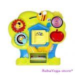 Bright Starts Музикална играчка ДЪРВО Activity Tree, 8996