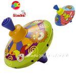 Simba ABC Малък метален пумпал от серията Play and Learn, 104011893