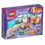 ЛЕГО ФРЕНДС Скейт парк на Хартлейк, LEGO Friends Heartlake Skate Park, 41099