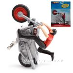 HOT WHEELS Stund or Race mode, Wheelie Rocket Mattel, N4306