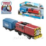 Fisher Price Влакче САЛТИ, Thomas & Friends Motorized SALTY Engine от серията TrackMaster, DVF81