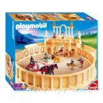 Playmobil Knights: Арена с гладиатори, Gladiator Arena, 4270