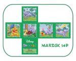 Disney, Bath baby cube, Play, 14P