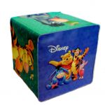 Меко кубче за баня Disney, Bath baby cube, Winnie the Pooh Friends, 81F