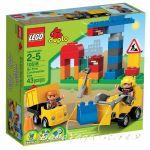 LEGO DUPLO Моята първа строителна площадка, My First Construction Site, 10518