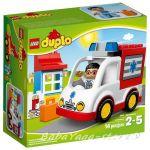 LEGO DUPLO ЛИНЕЙКА, Ambulance, 10527