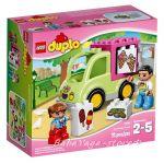 LEGO DUPLO Камион за сладолед, Ice Cream Truck, 10586