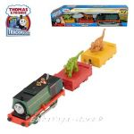 Fisher Price Влакчето САМСОН, Thomas & Friends Motorized Samson Engine от серията TrackMaster, CDB74