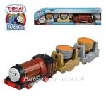 Fisher Price Влакчето ХЪРИКЕЙН, Thomas & Friends Motorized Steelworks Hurricane Engine от серията TrackMaster, FBK18