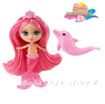 Barbie Mini Mermaid Doll, W2889-W2890