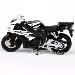 Maisto МОТОР HONDA CBR 1000RR, Fresh Metal 1:18, 31300