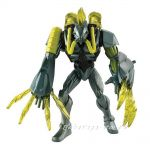 Mattel Max Steel Spider Claw Toxzon Action Figure, Y9507-Y9510