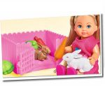 Simba Doll Steffi Love - Love Animal World Doll Set, 105733040