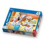 TREFL ПЪЗЕЛ за деца (24ч.) 101 Далматинци, 24 част Макси, 101 Dalmatines puzzle, 14099