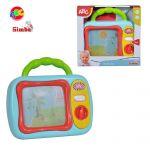 Simba Музикален телевизор с картинки от серията ABC Baby, 104010106