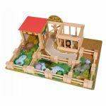 Eichhorn Дървена игра Зоологическа градина Айхорн, 4345