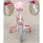 Вело-аксесоар Барби, украсителни ленти за кормило БМХ, BARBIE