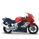 Maisto Bike HONDA CBR 600F, Fresh Metal 1:18, 31300