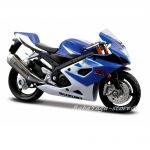 Maisto МОТОР SUZUKI GSX-R, Fresh Metal 1:18, 31300