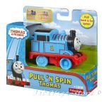 Fisher-Price Thomas & Friends Pull 'n Spin THOMAS, Pre-School, BCX66