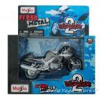 Maisto МОТОР SUZUKI GSX-1300R Hayabusa, Fresh Metal 1:18, 31300