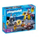 Playmobil Knights: Рицари на Ордена на Лъвовете, Knights Lion Knights Troop, 4871