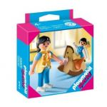 Playmobil Special: Mother with Baby & Rocking, 4744