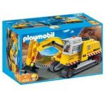 Playmobil Transporter set: Тежкотоварен екскаватор, Heavy Duty Excavator, 4039