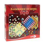 Noris Настолна игра комплект от 100 игри, 606111686037