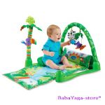 Музикална Активна гимнастика Rainforest Musical Gym - 3059