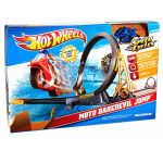 HOT WHEELS Speed Cycle Moto Daredevil Jump, V4351