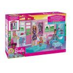 Barbie КЪЩА с аксесоари от Mattel, Doll Barbie house, FXG54