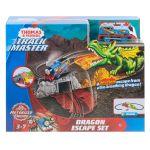 Fisher Price Игрален комплект Бягство от Дракона Thomas & Friends Dragon escape от серията TrackMaster, FXX66