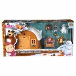 Simba Masha and the Bear Зимната къща на Мечока от серията Маша и Мечока, 109301023