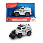 Dickie Полицейска кола Екшън Сирийс, Rescue Car (15см.), 203302001