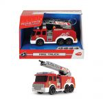 Dickie Fire Truck (15сm), Mini Action Series, 203302002