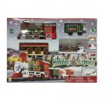 Musical train set Holiday Express