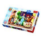 TREFL ПЪЗЕЛ за деца (100ч.) Играта на Играчките 4, Disney Toy Story 4, 16356